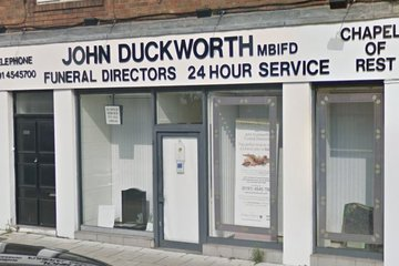 John Duckworth Funeral Directors, South Shields