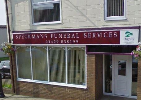 Speckmans Funeral Directors