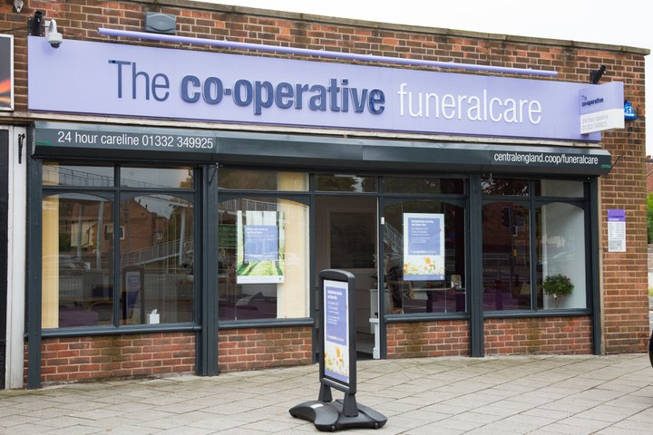 The Co-operative Funeralcare Allenton