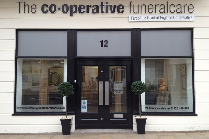 The Co-operative Funeralcare Leamington Spa