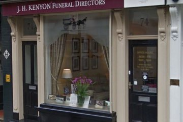 J H Kenyon Funeral Directors, Westminster