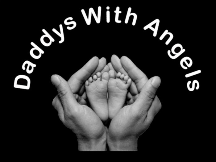Daddys With Angels logo