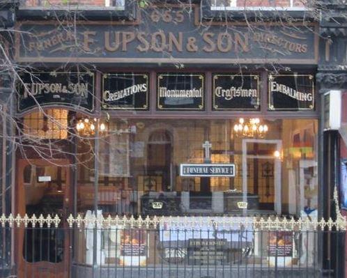 F Upson & Son Ltd, Tottenham