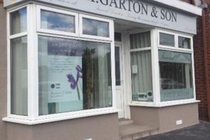 M Garton & Son Funeral Directors, Chamberlain Road