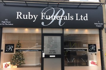 Ruby Funerals, Lee - on - Solent