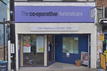 Co-op Funeralcare, Deptford