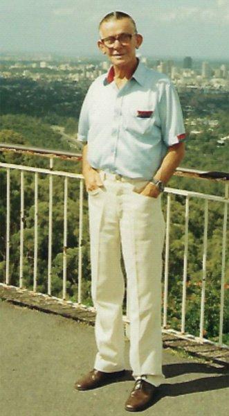 Douglas Raymond Rielly