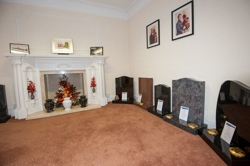 Co-operative Funeral Service, Woodville, Derbyshire, funeral director in Derbyshire