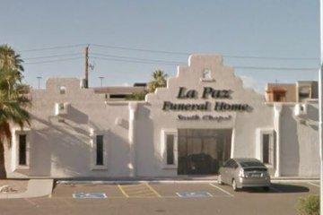 La Paz Funeral Home, Van Buren St