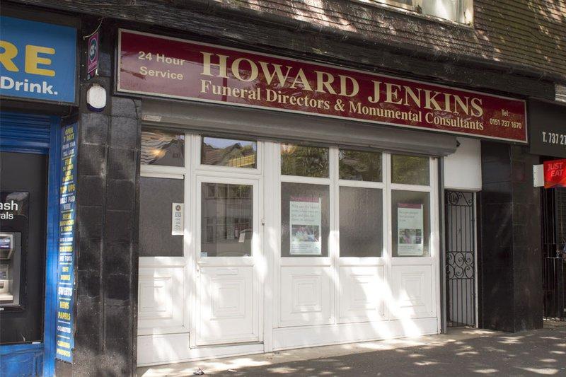 Howard Jenkins Funeral Directors, Fiveways, Merseyside, funeral director in Merseyside