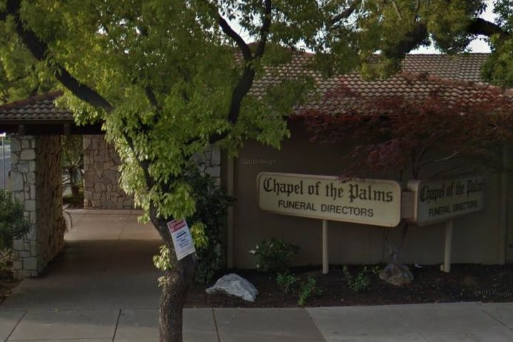 Chapel Of The Palms Stockton Mortuary Co.
