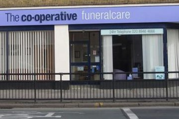 The Co-operative Funeralcare, Earlsfield