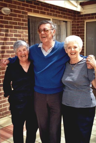 feb 12 2010 Dad, Mum and Aunty Wendy