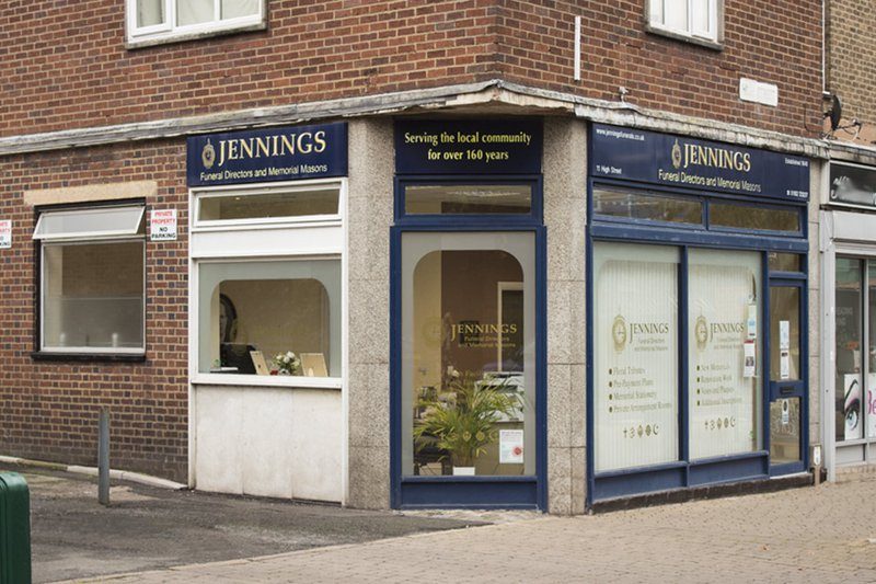 Jennings Funeral Directors, Wednesfield