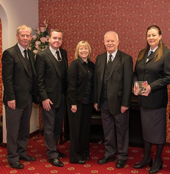 Bobby Morrison Funeral Directors, County Antrim, funeral director in County Antrim