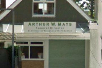 Arthur W Mays