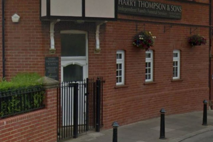 Harry Thompson Funeral Services, Station St