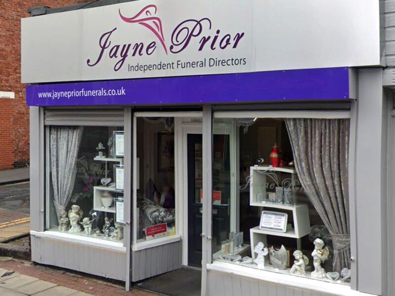 Jayne Prior Funeral Directors, Sunderland