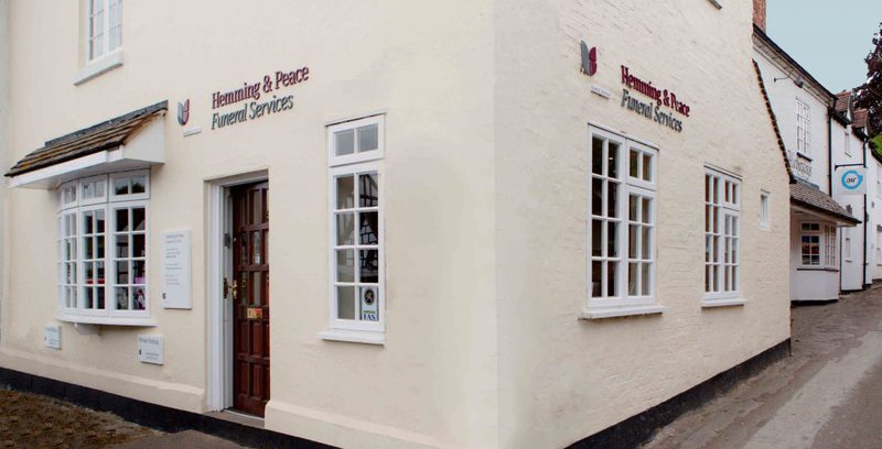 Hemming & Peace Funeral Services, Henley-in-Arden