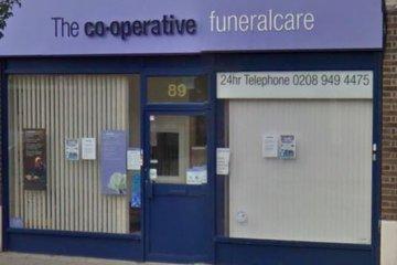 The Co-operative Funeralcare, New Malden