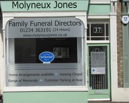Molyneux Jones Funeral Directors