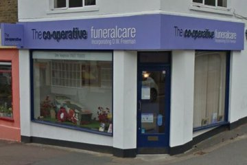 The Co-operative Funeralcare, Maidstone