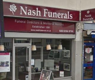 Nash Funeral Directors, Eltham