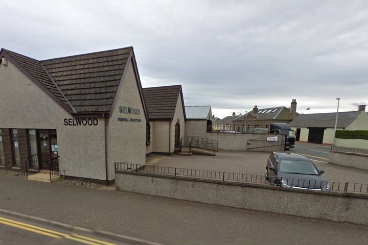 Selwood Funeral Directors, Carnoustie