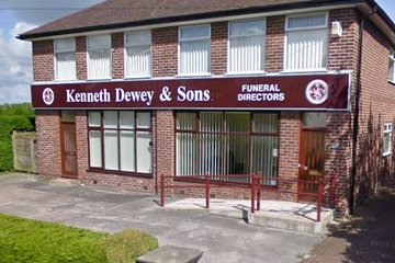 Kenneth Dewey & Sons Funeral Directors, Timperley Village