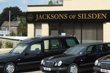 John Whitham Funeral Director in association with Jacksons Funeral Services