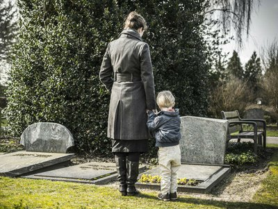 Gender gap: Why women are more at risk when a partner dies