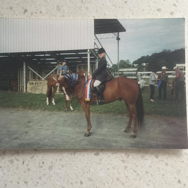 Mick, Remember at the quarter horse nationals with Rachael won on Charmer and your Slidabar won the yearling futurity,  we laughed till we cried. You were so proud of your girl......so proud of all your family. My deepest sympathies to Rachael, Reece Nick and Lorraine