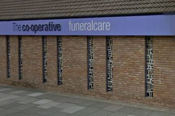 The Co-operative Funeralcare, Oxton