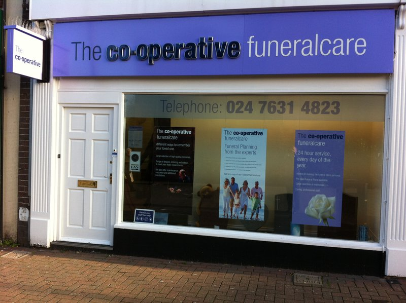 The Co-operative Funeralcare Bedworth