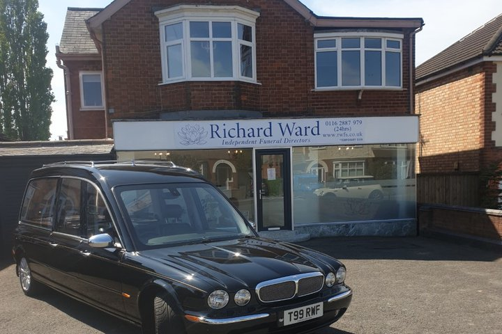 Richard Ward Funeral Services Ltd, Wigston