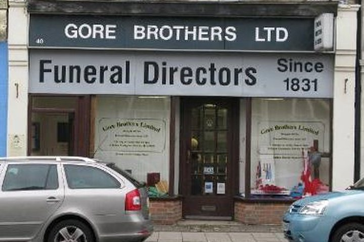 Gore Brothers Ltd, Westgate