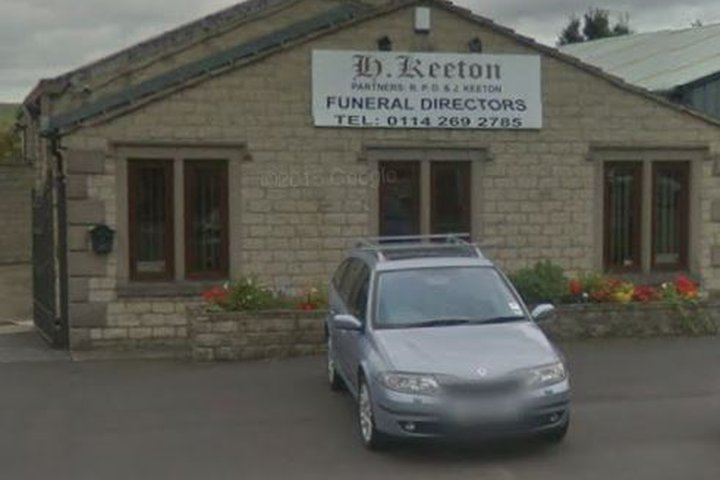 H Keeton Funeral Directors