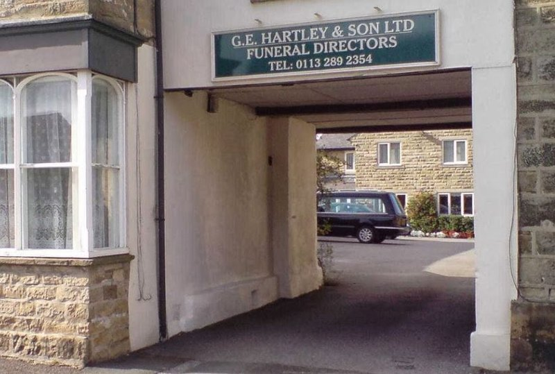 G.E Hartley & Son Ltd, Thorner