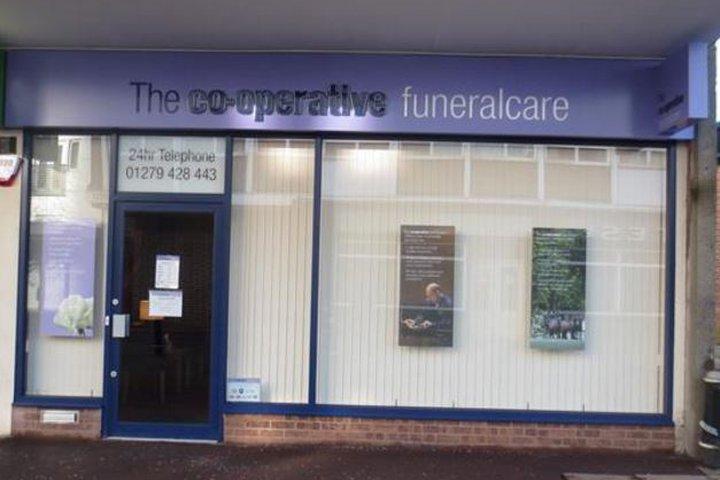 Co-op Funeralcare, Harlow