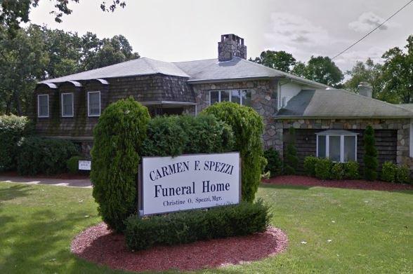 Carmen F Spezzi Funeral Home
