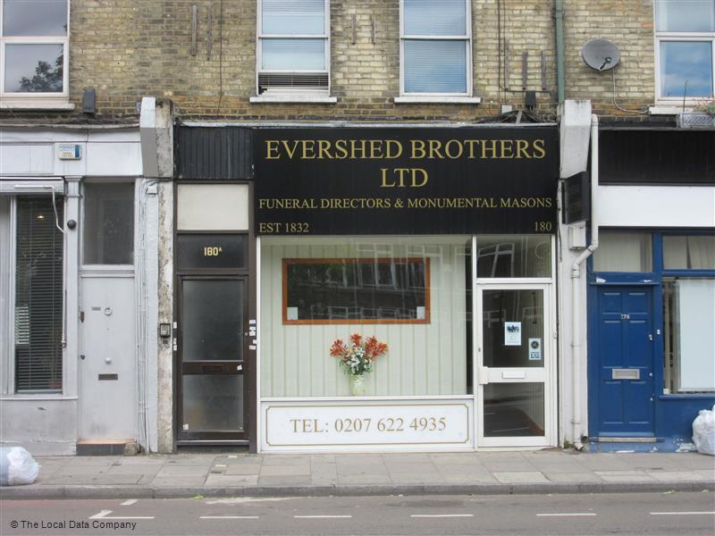 Evershed Brother Ltd.Battersea