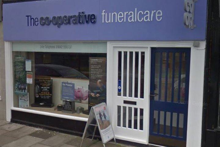 Queensway Funeralcare, Billingham