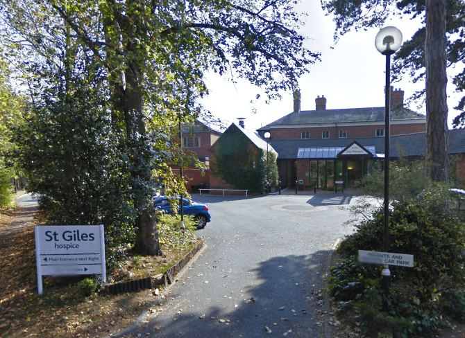 St Giles Hospice (Sutton Coldfield)