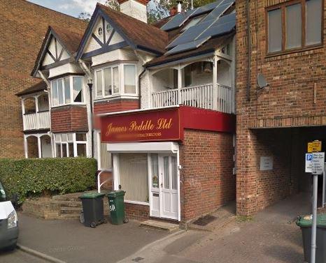 James Peddle Ltd, Lower Rd