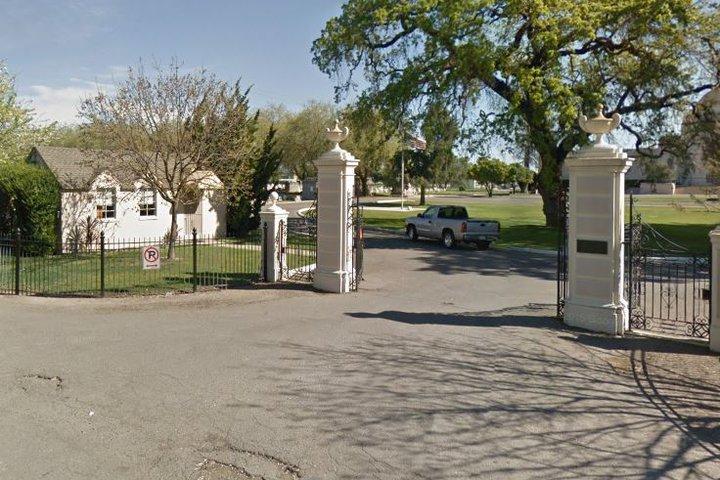 San Joaquin Catholic Cemetery