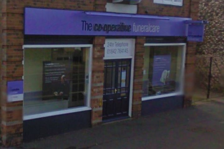 Co-op Funeralcare, Thetford