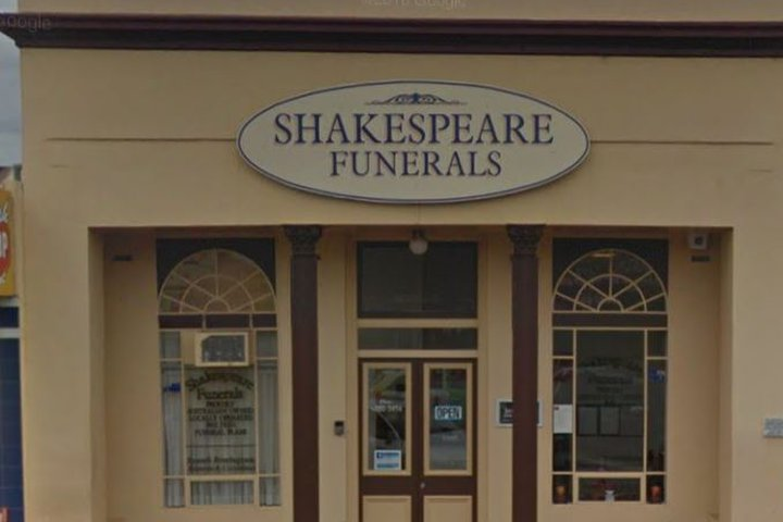 Shakespeare Funerals