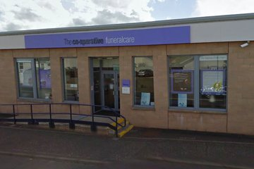 The Co-operative Funeralcare, Irvine
