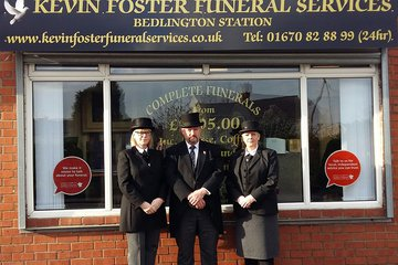 Kevin Foster Funeral Services, Bedlington