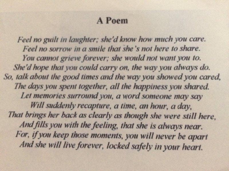 For you Auntie Dot read beautifully by Sammie. Xxx